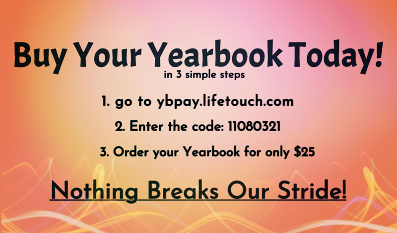 Yearbook Orders Featured Photo