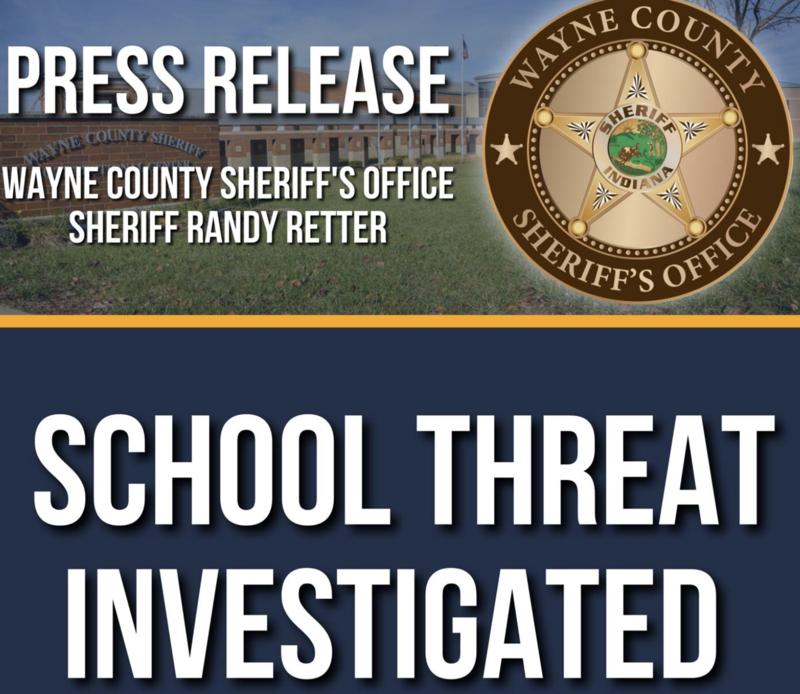 Wayne County Sheriff's Press Release