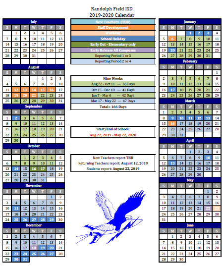 RFISD Board of Trustees Approves 2019-20 Calendar Featured Photo