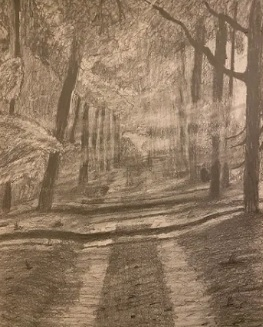 Anthony Lopez, our 8th grade PS Art Winner