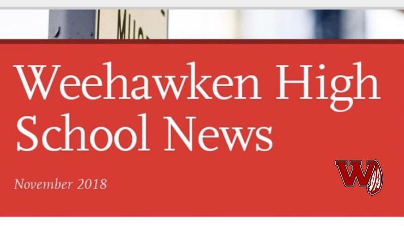 WHS School News December 2018