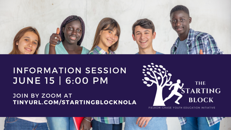 St. Aug students invited to pursue sports industry profession with The Starting Block: A Fielkow-Chase Youth Education Initiative Featured Photo