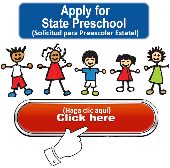 State Preschool Application Button