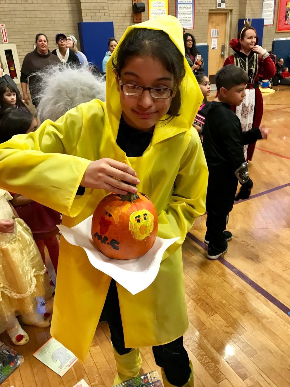 pumpkin winner