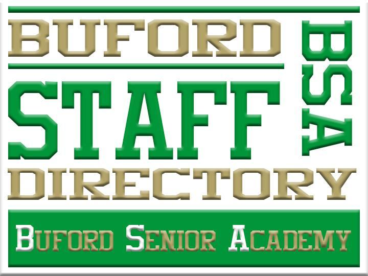 STAFF DIRECTORY SIGN