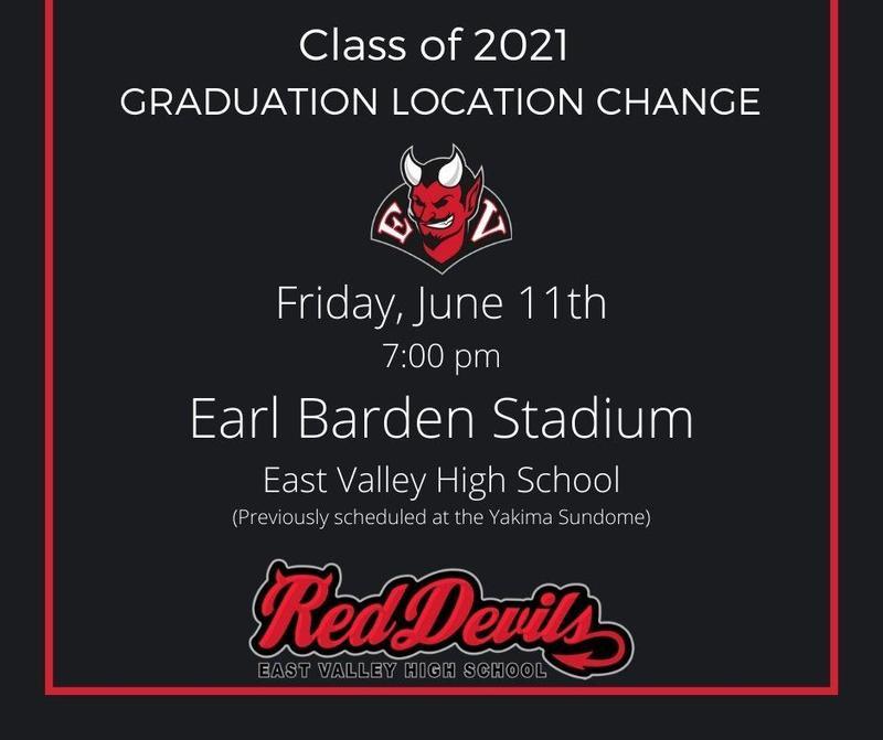 Graduation Location Update Featured Photo