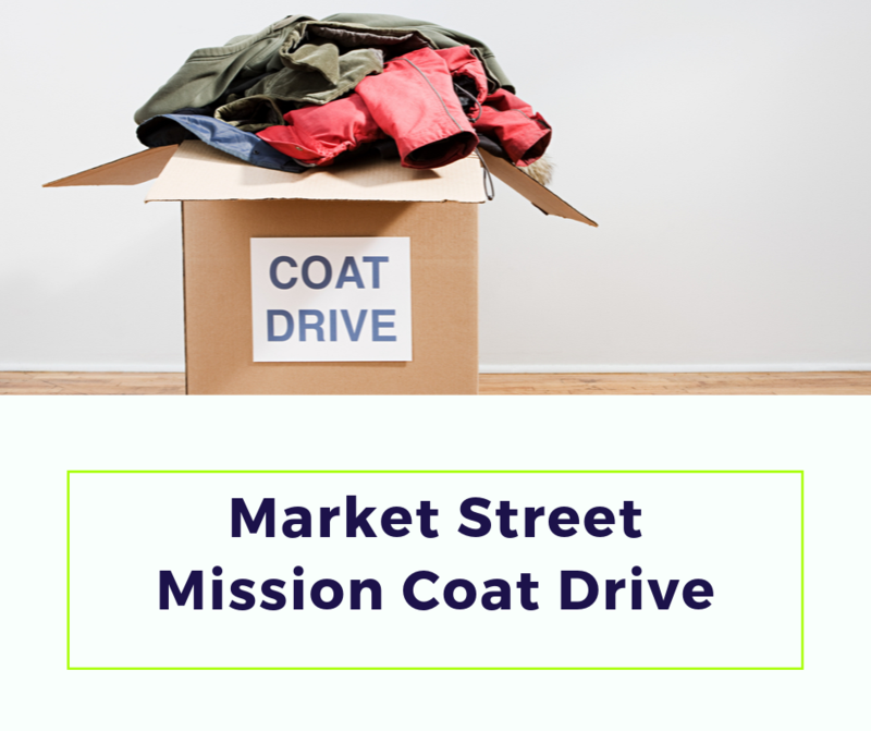 Market Street Mission Coat Drive Thumbnail Image