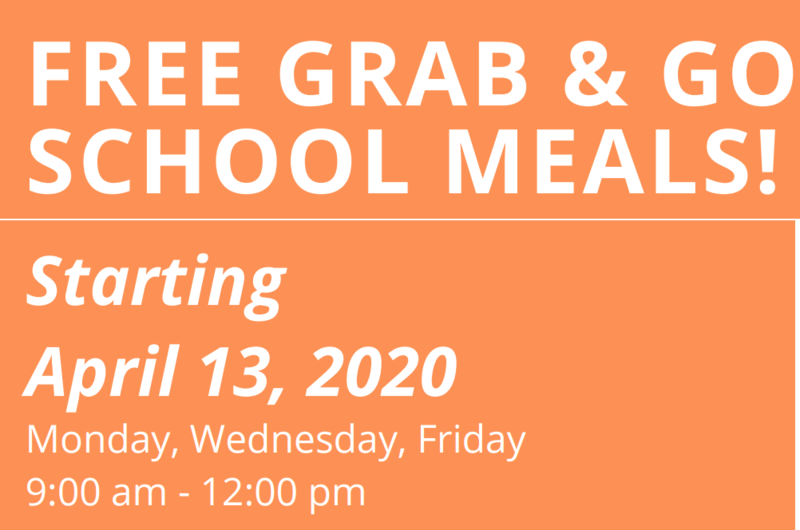 Free Grab and Go Meals