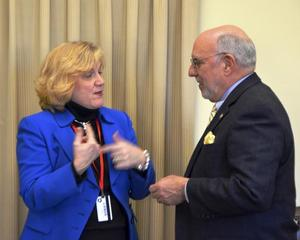 A discussion with Assemblyman Bennadetto