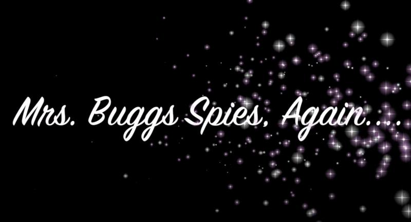 Mrs. Buggs Spies Again