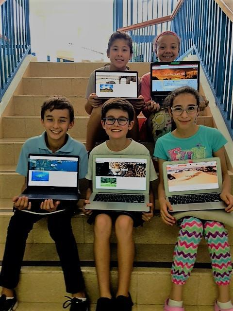 6th Grade Social Studies Shares Learning Online Featured Photo
