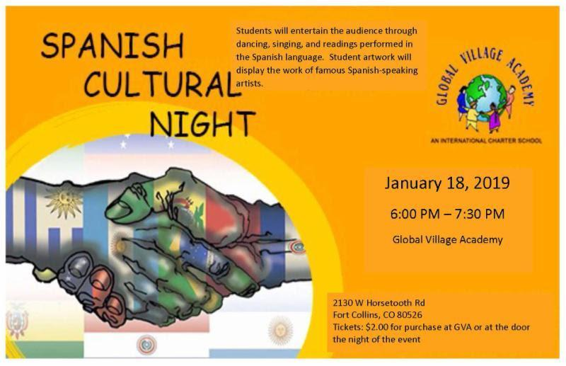 Spanish Cultural Night
