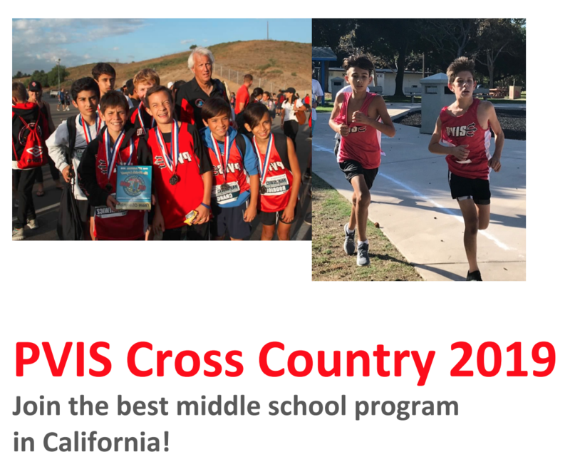 Join The Best Middle School Cross Country Program In California Thumbnail Image