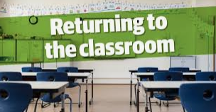 Parent Information for Return to In-Person Learning Image