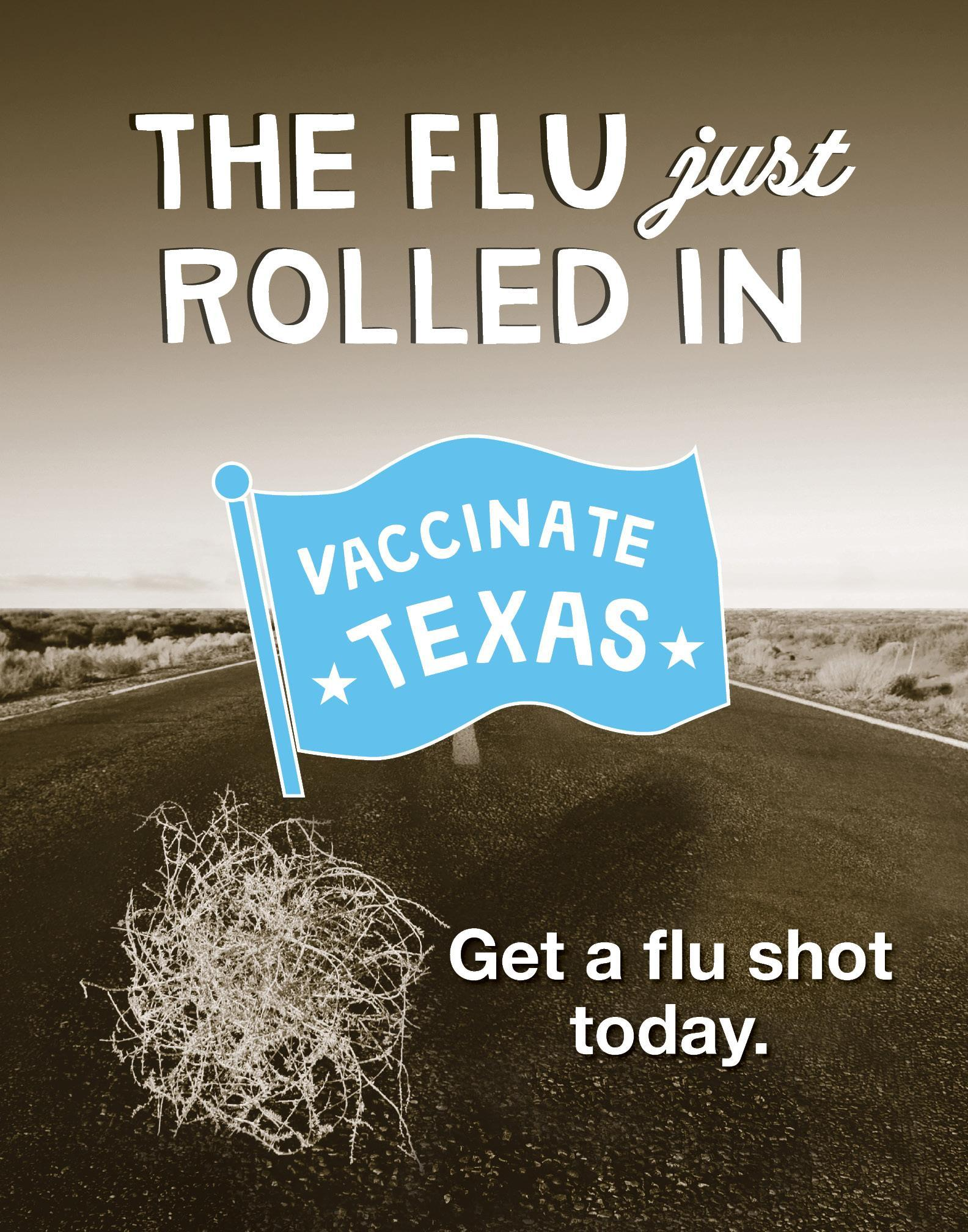 Don't get Caught with the FLU this season