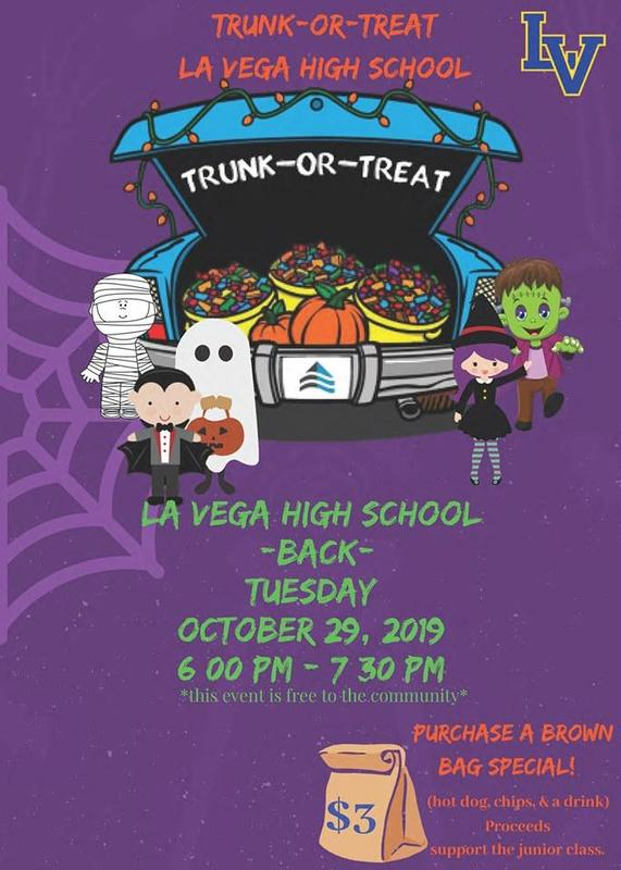 Still a go for Trunk or Treat Thumbnail Image