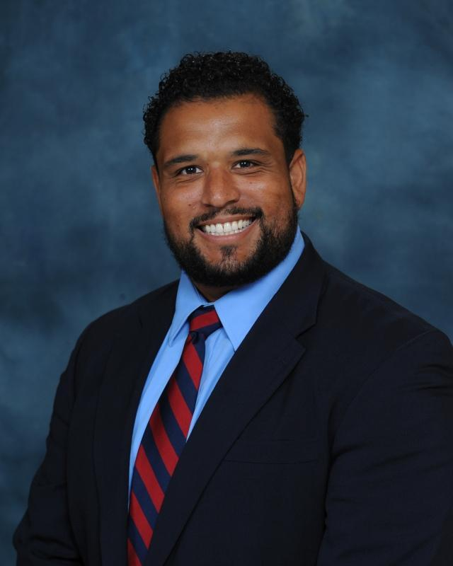 Mr. Simon Rodriguez, Assistant Principal