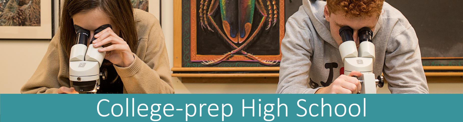 College-prep High School