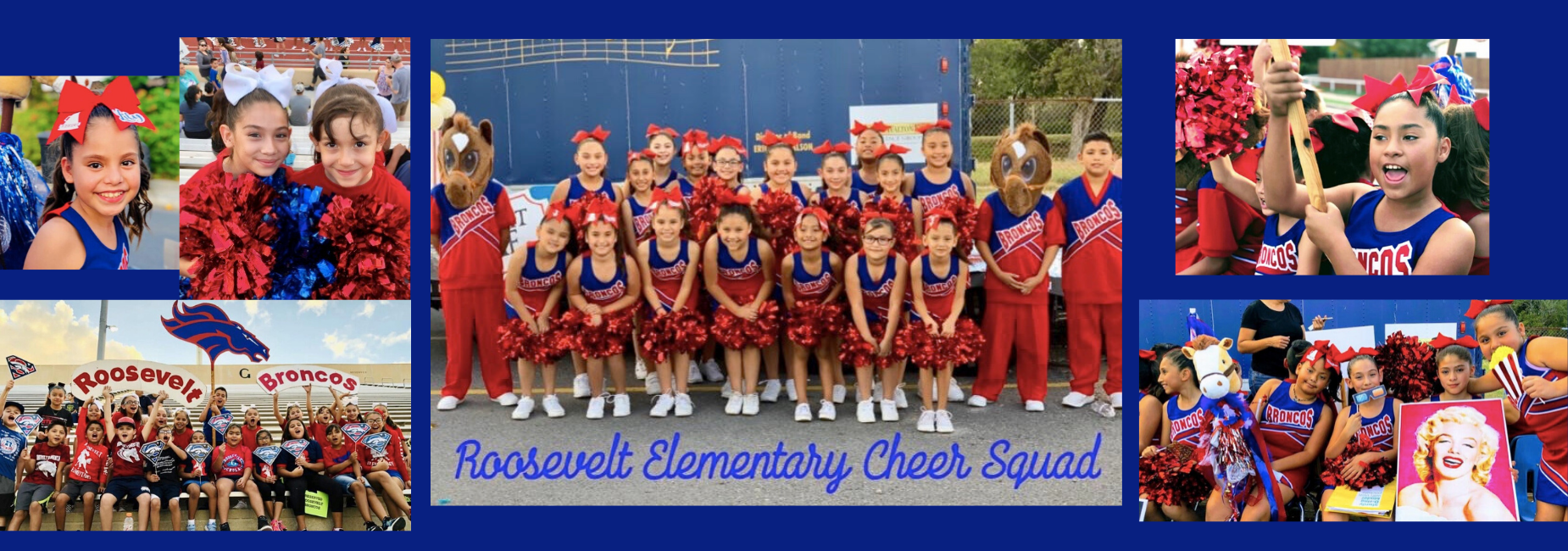 Roosevelt Elementary Cheer Squad