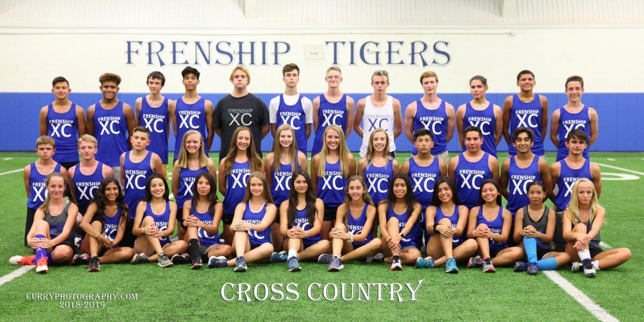 Frenship Tiger Cross Country 2018
