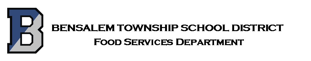 Bensalem Township Food Services Logo