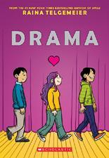 Cover for the book Drama
