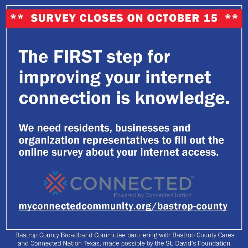 Broadband Survey Information