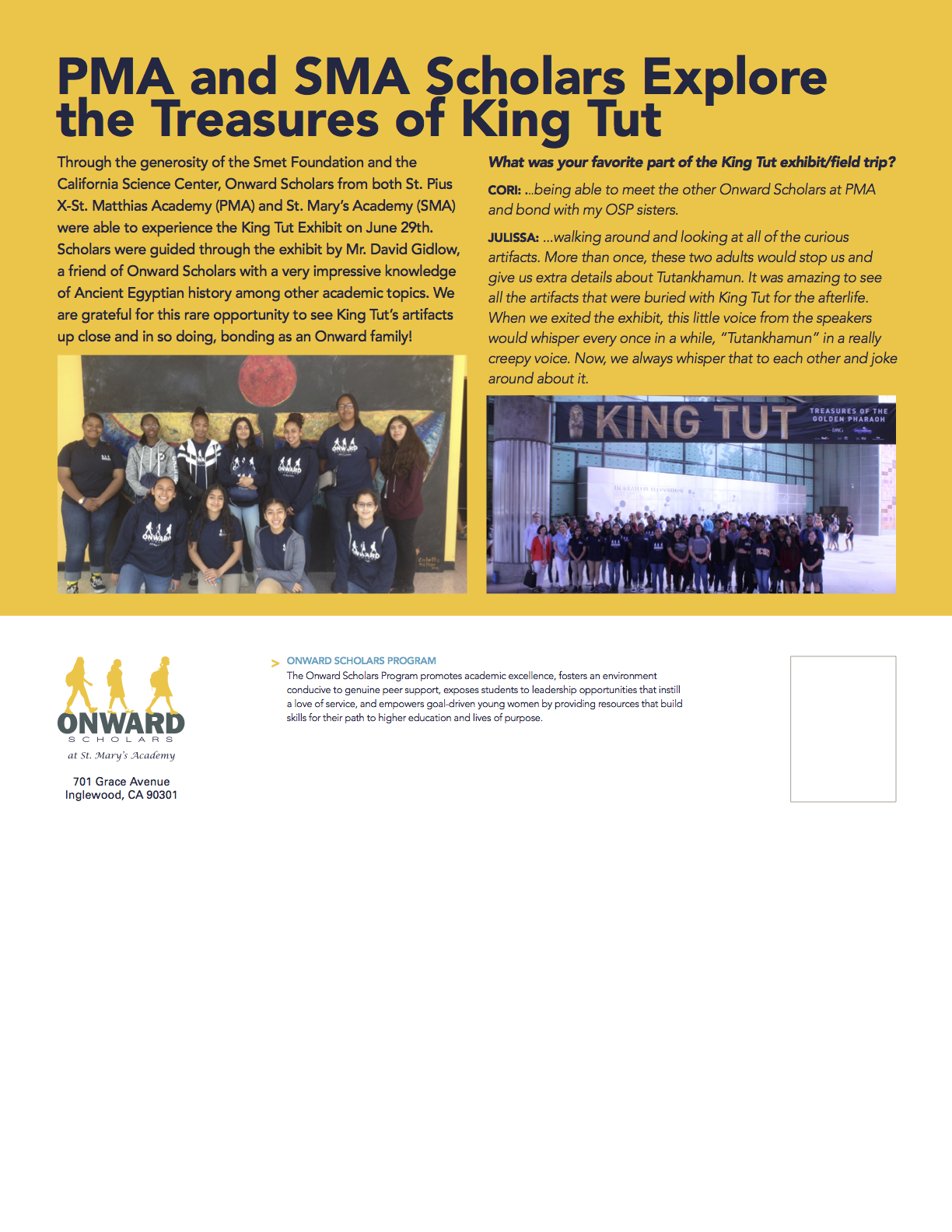 newsletter 1 page 4