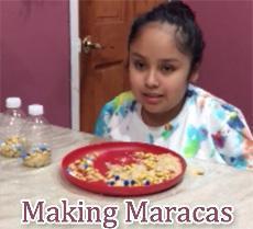 Making Maracas with Jazmyn Reyes
