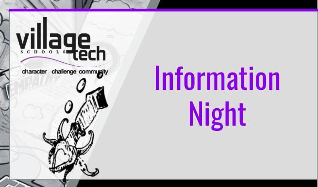 Info Nights