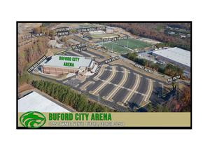 Buford Parking Maps