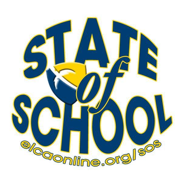 The 2019 State of School address is online... Image
