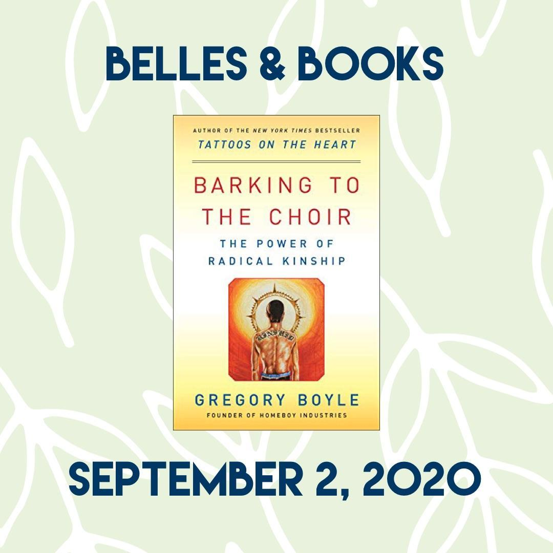 barking to the choir belles & books image