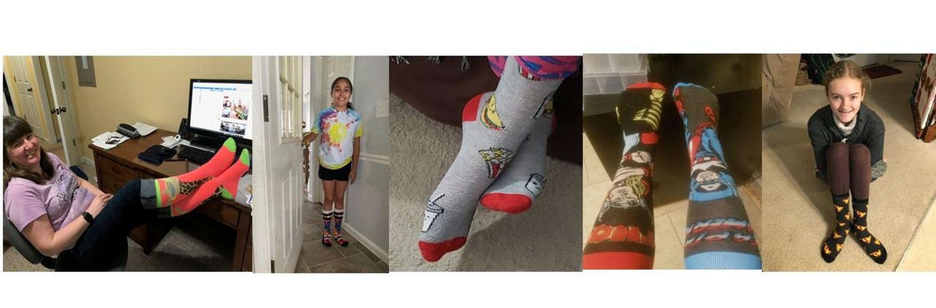 Crazy Sock!