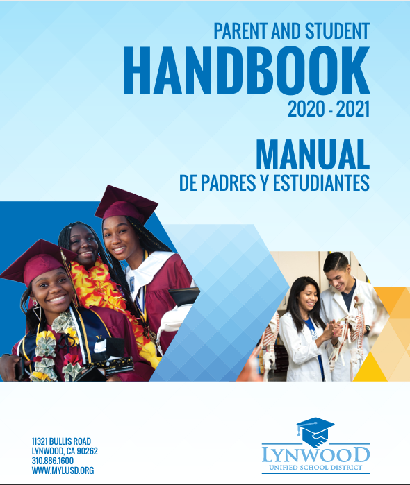 2020 Parent and Student Handbook Featured Photo