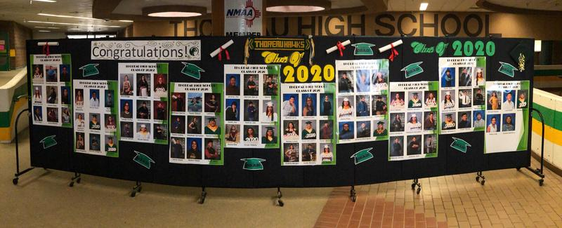 WE ARE THE GRADUATING CLASS OF 2020! Featured Photo