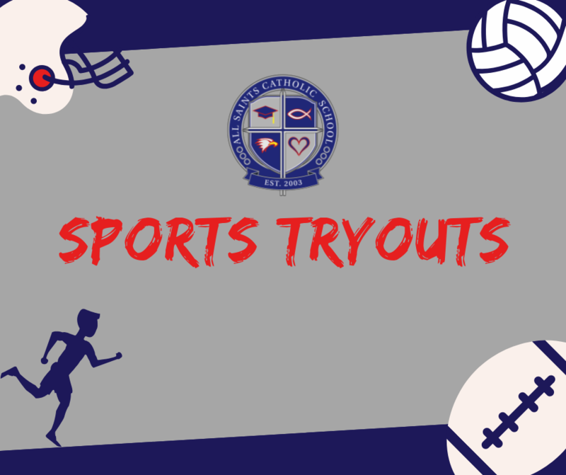 Fall Sports Tryout Information Thumbnail Image