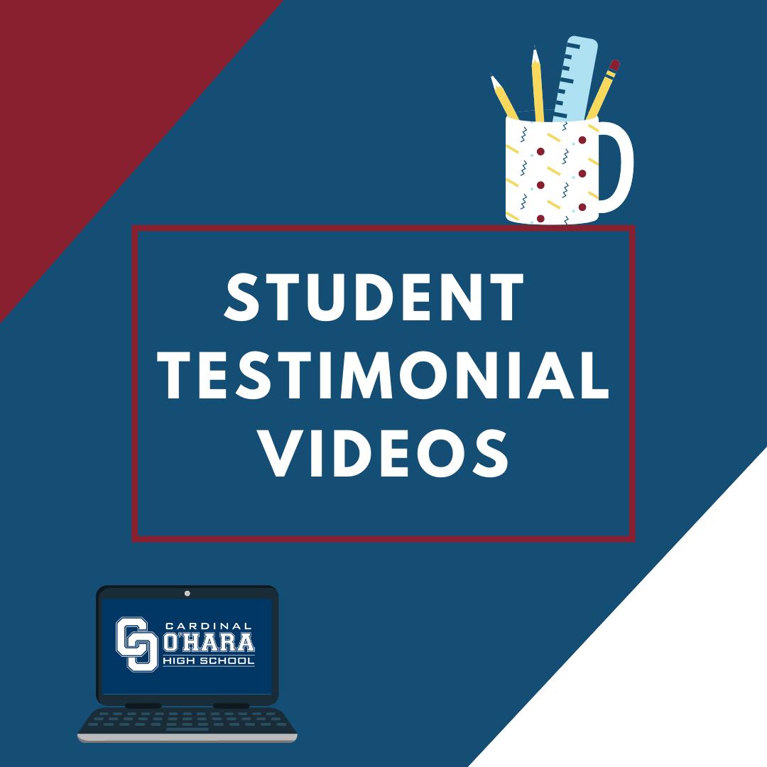 Student Testimonial Videos!