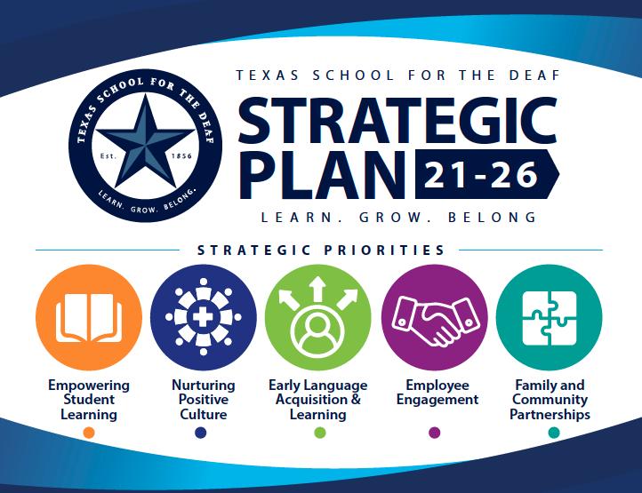 Five Year Strategic Plan 2021 2026