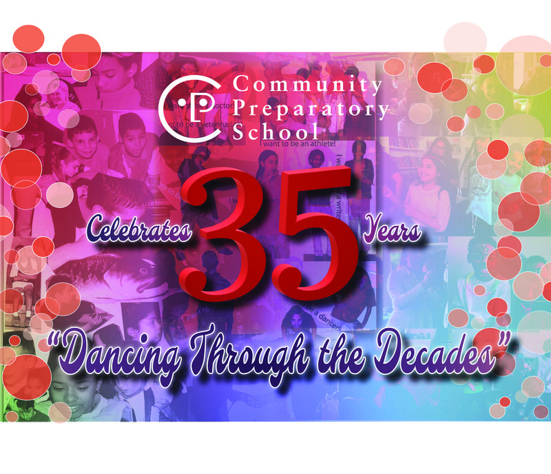 Community Preparatory School Celebrates Our 35th Year! Featured Photo
