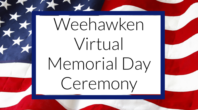 Virtual Memorial Day Ceremony