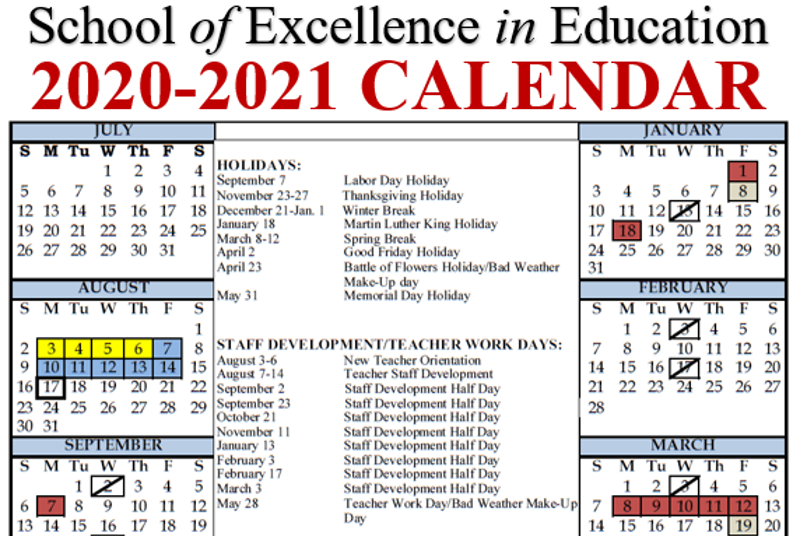 Click here to download SEE District Calendar Featured Photo