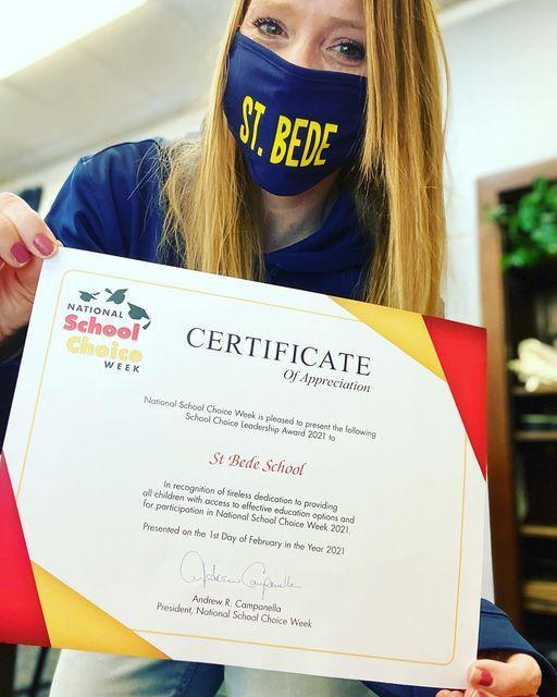 School Leadership Award! Featured Photo