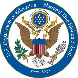 2018 National Blue Ribbon School Logo
