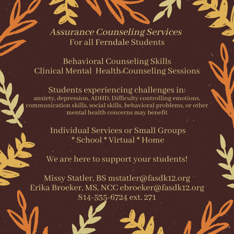Assurance Counseling Services