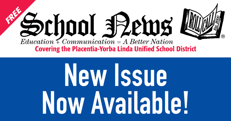 School News Roll Call May 2021