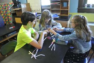 Benson's Science Class