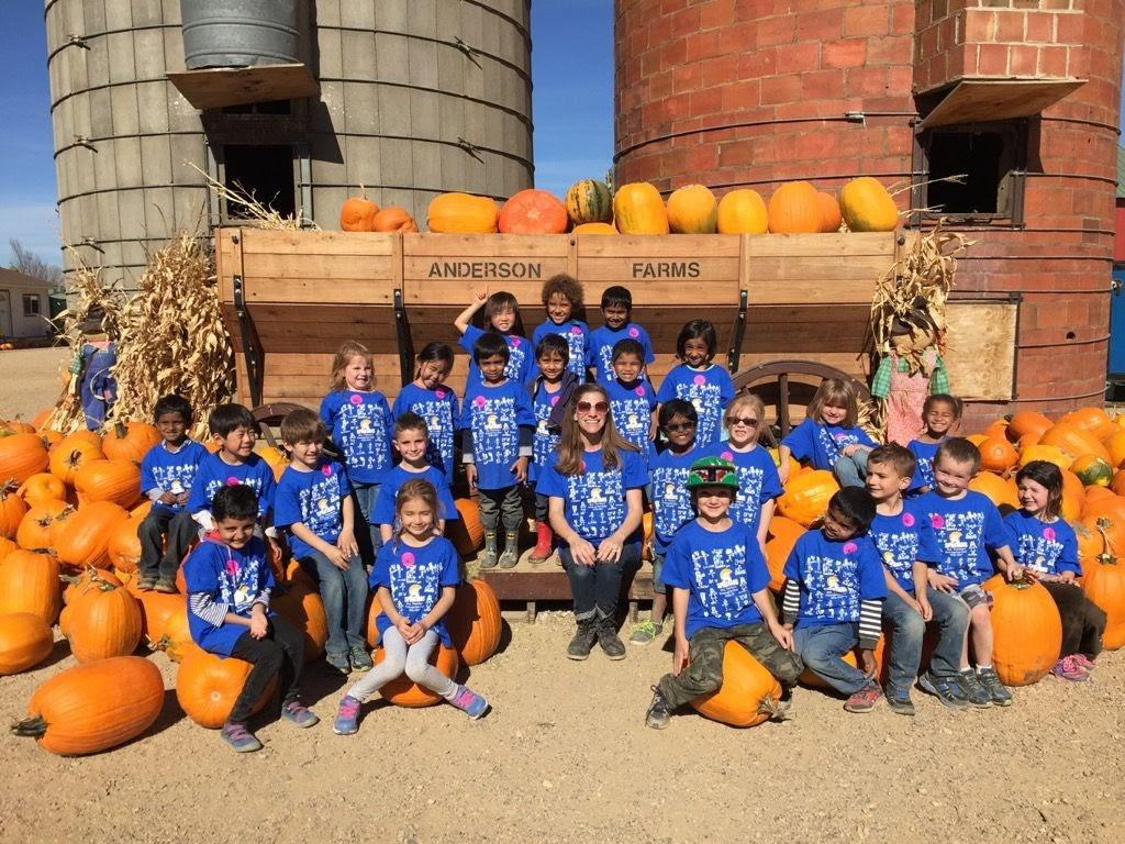 Pumpkin fall festival