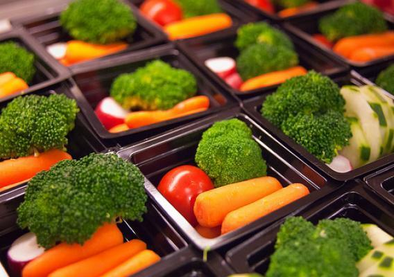 Clipart of veggies for Food Service example