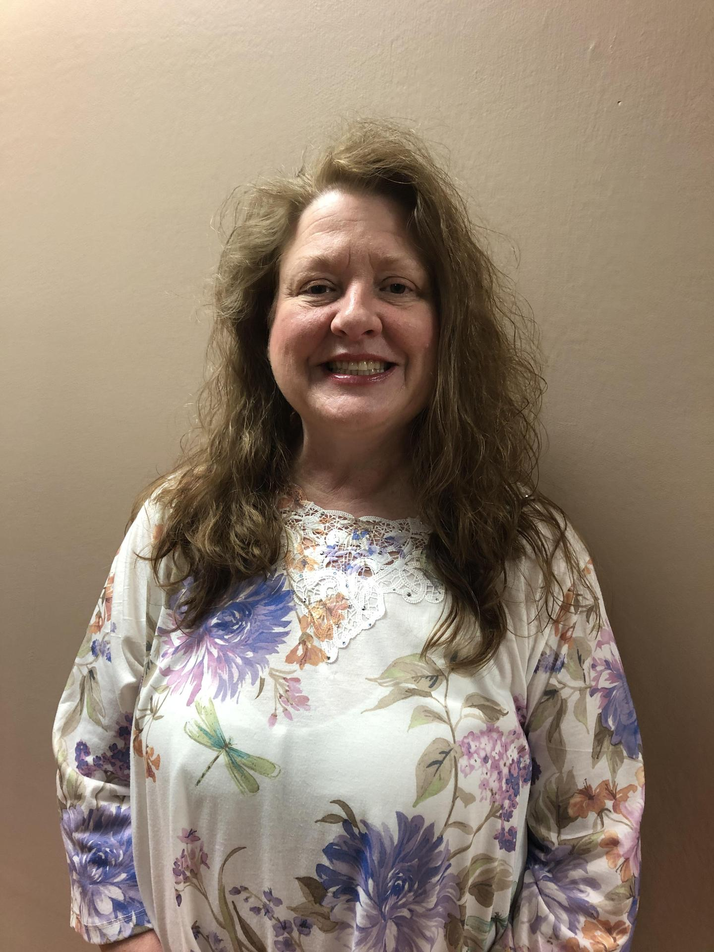Diane Nunley, Federal Administrative Assistant